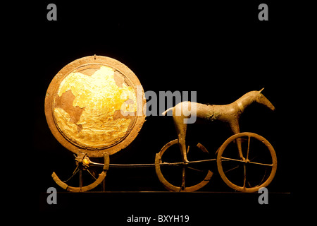 The Chariot of the Sun - Stock Image