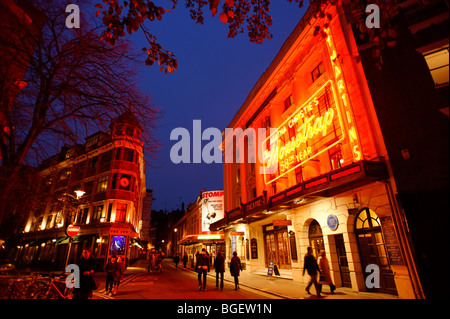 St Martins theatre. London. UK 2009. - Stock Image