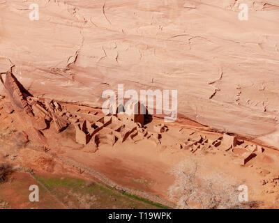 Antelope House Ruin, Canyon de Chelly National Monument, Arizona. - Stock Image