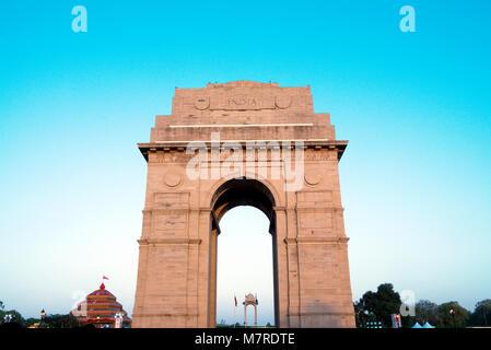 India Gate, New Delhi - Stock Image