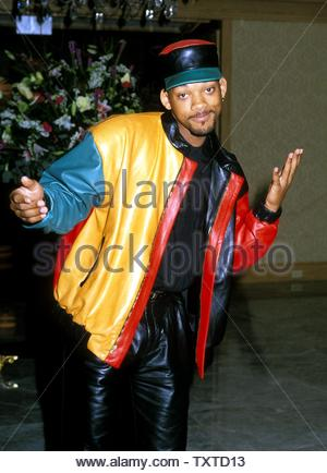 Will Smith. Credit: 1362109Globe Photos/MediaPunch - Stock Image