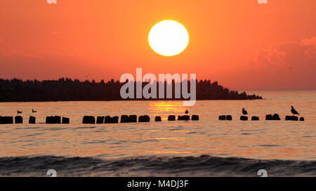Baltic Sea - Stock Image