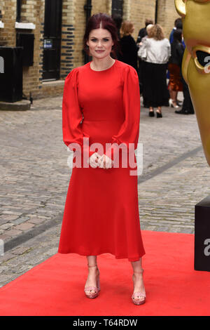 LONDON, UK. April 28, 2019: Lindsey Russell at the BAFTA Craft Awards 2019, The Brewery, London. Picture: Steve Vas/Featureflash - Stock Image