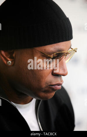 Beverly Hills, USA. 22nd May, 2019. Actor/Rapper LL Cool J attends Sugar Ray Leonard Foundation's 10th Annual 'Big Fighters, Big Cause' Charity Boxing Night at The Beverly Hilton Hotel on May 22, 2019 in Beverly Hills, California. Credit: The Photo Access/Alamy Live News - Stock Image
