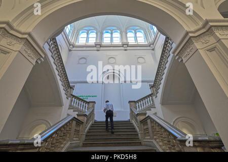 royal academy london - Stock Image
