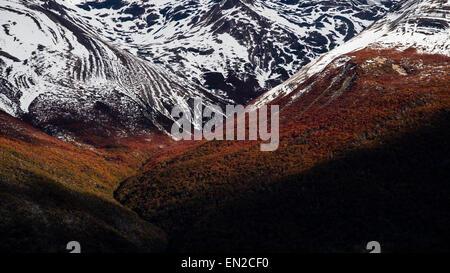 Parque Nacional Los Glaciares, Santa Cruz, Argentina - Stock Image