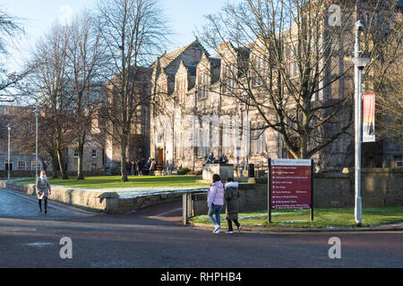Aberdeen University, Scotland, UK - Stock Image