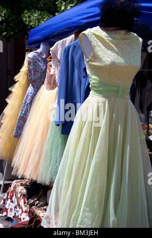 Vintage clothing - Stock Image