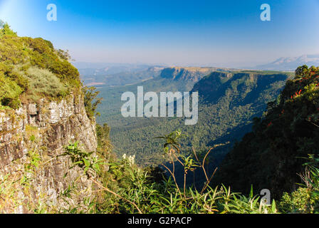 God's Window, Blyde River Canyon, South Africa - Stock Image