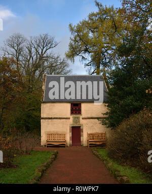 17th.Century Doocote. Dumfries House, Cumnock, East Ayrshire, Scotland, Unired Kingdom, Europe. - Stock Image