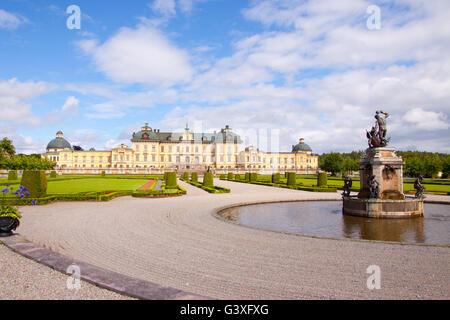 Drottingholm Stockholm - Stock Image