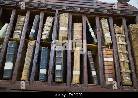 Old books - Stock Image