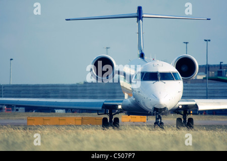 Airplane - Stock Image