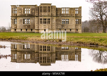 Lyveden - Stock Image