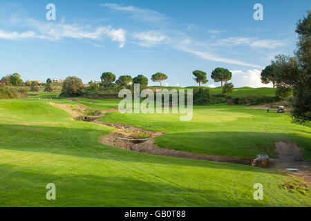 Marco Simone golf course Rome Italy - Ryder Cup 2022 - Stock Image