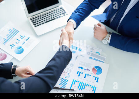 Success in business - Stock Image