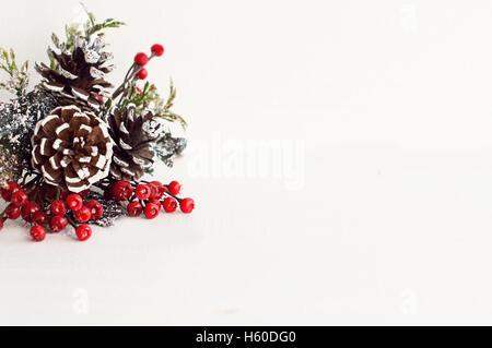 Christmas decor - Stock Image