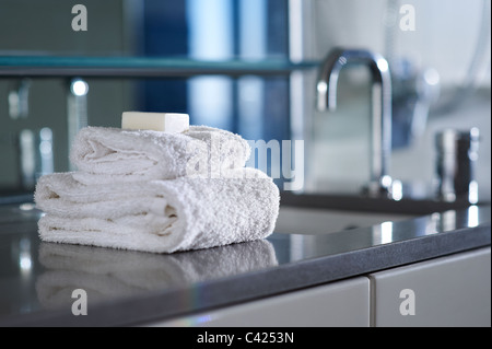 Bathroom - Stock Image