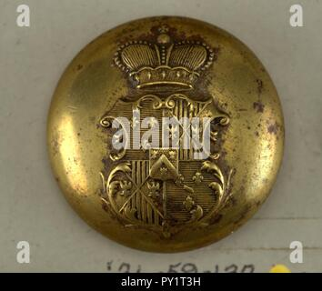 Button (France), 1801–50 - Stock Image