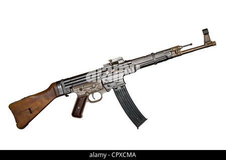 Old gun - Stock Image