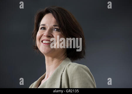 English critic and feature writer S J Parris. - Stock Image