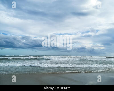Sky and sea - Stock Image