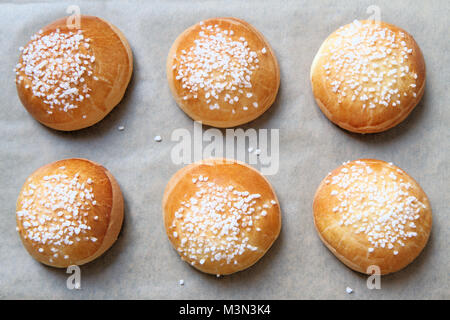 French bakery style brioche - Stock Image