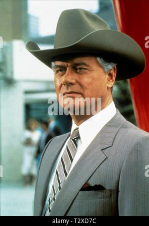 LARRY HAGMAN, DALLAS, 1978 - Stock Image