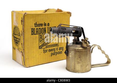 blowtorch Bladon Lamp - Stock Image