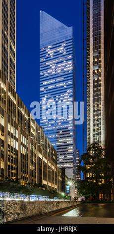 Citygroup Center in Manhattan - Stock Image