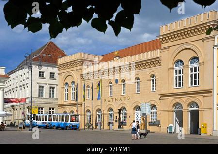 Germany, Mecklenburg-West Pomerania, Schwerin - Stock Image