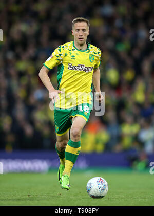 Norwich City's Marco Stiepermann - Stock Image