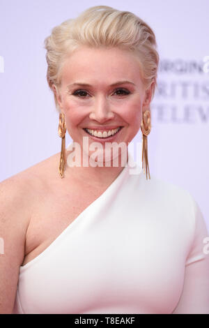 LONDON, UK. May 12, 2019: Daisy Lewis arriving for the BAFTA TV Awards 2019 at the Royal Festival Hall, London. Picture: Steve Vas/Featureflash - Stock Image