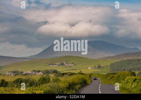 The isle of Arran, Scotland - Stock Image