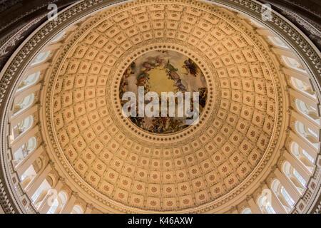 Washington Congress Library - Stock Image