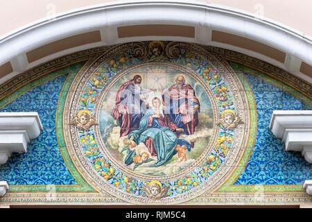 RC Church - Stock Image