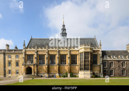 Trinity College, University of Cambridge, Cambridge, England, UK. - Stock Image
