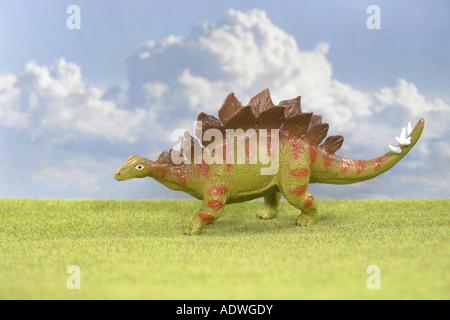 Stegosaurus - Stock Image
