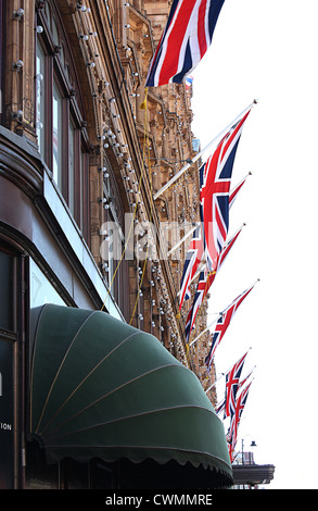 Harrods, London - Stock Image