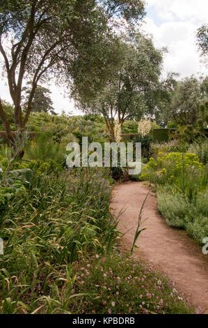 Lambley Gardens and Nursery, Ascot via Ballarat, Victoria - Stock Image