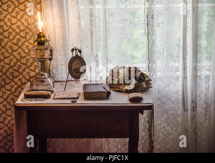 Dressing Table at Green Gables - Stock Image