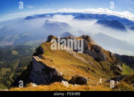 Esel mountain - Stock Image