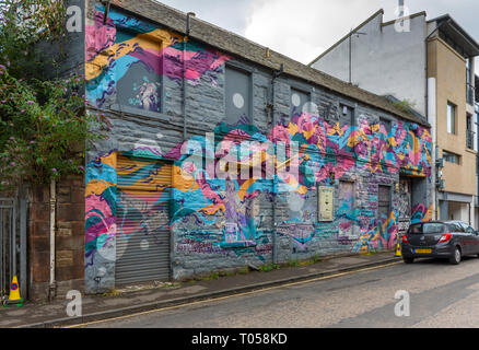 The Studio 24 building, Calton Road, Edinburgh, Scotland, UK - Stock Image