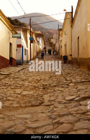 Iruya, Province of Salta, Argentina, South America - Stock Image