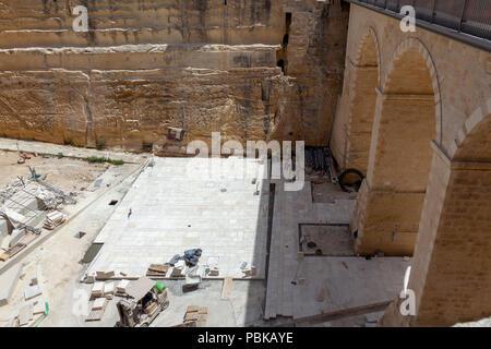 City Gate Project, Valletta, Malta - Stock Image