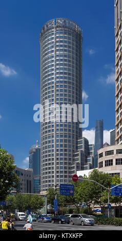 Sino Life Tower Shanghai - Stock Image