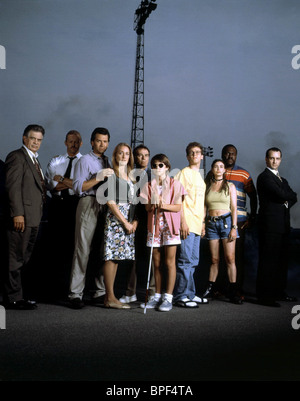 BAXTER HARRIS DAVID MORSE MARK LINDSAY CHAPMAN PATRICIA WETTIG DEAN STOCKWELL KATE MABERLY CHRISTOPHER COLLET KIMBER - Stock Image