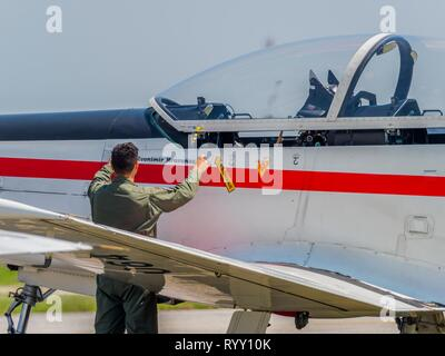 Krila oluje - Stock Image