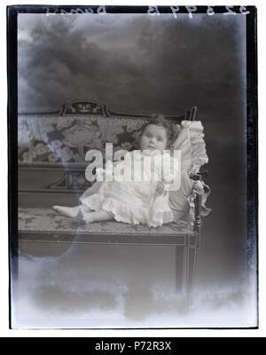 English: DKW 32399B Daniel L .    This media Upload date: 7 April 2015, 15:32:40   Original work before 1944 5 Baby Daniel, 7 Dec 1912 (16447160703) - Stock Image