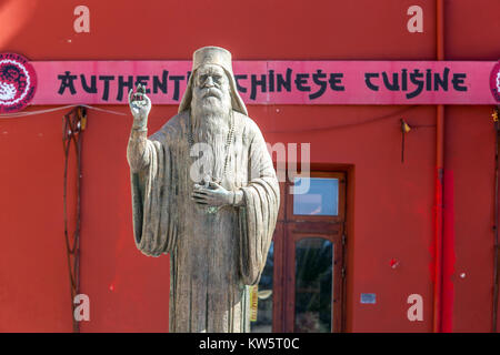Autentic Chinese Cusine, Old Town, Chania, Crete, Greece, Europe - Stock Image
